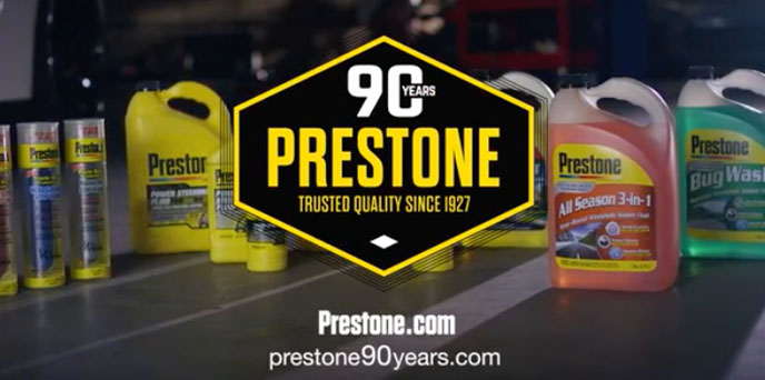 Prestone® Performance Products