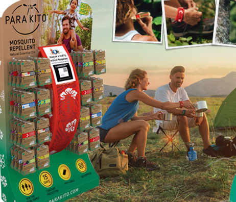 Para'Kito Uses AR to Attract Repellent Buyers